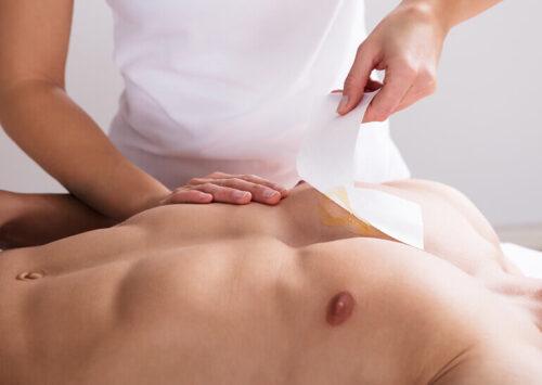 mens waxing treatments