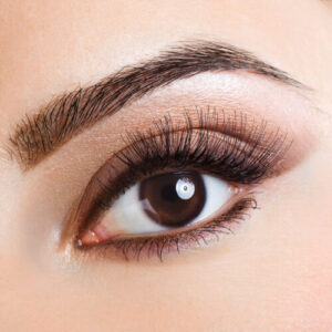 Tranquil brows