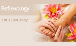 reflexology treatment chadderton slaon