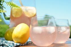 Soothing Pink Lemonade